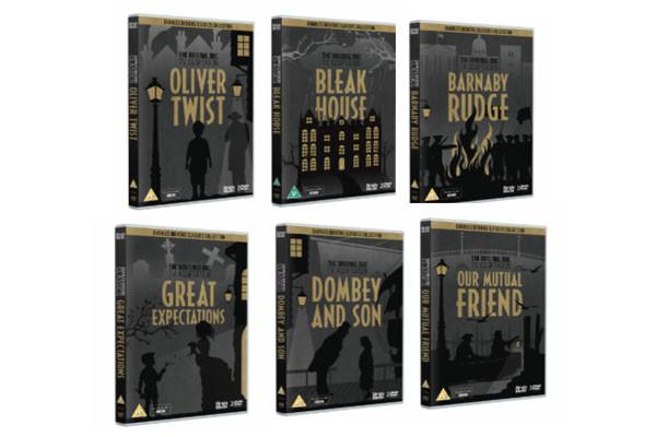 Dickens DVDs