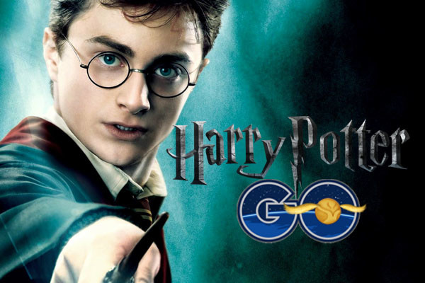 Harry Potter Go