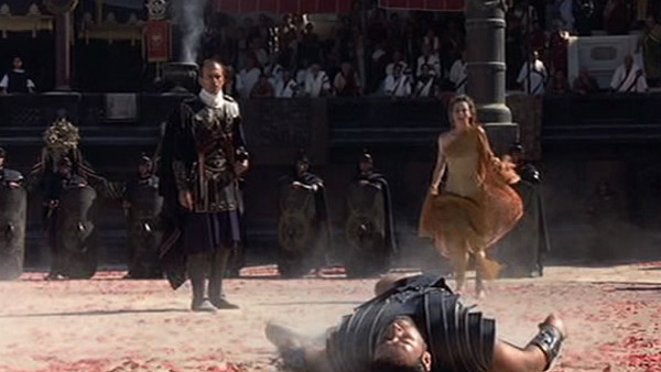 Gladiator Ending