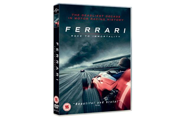 Ferrari DVD