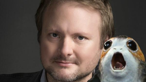Star Wars Rian Johnson Porg