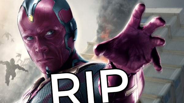 Vision Avengers Age Of Ultron Paul Bettany