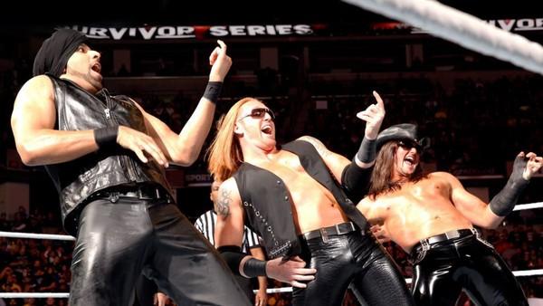 Survivor Series 2012 3MB
