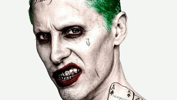The Joker Jared Leto