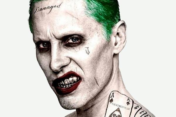 The Joker Jared Leto