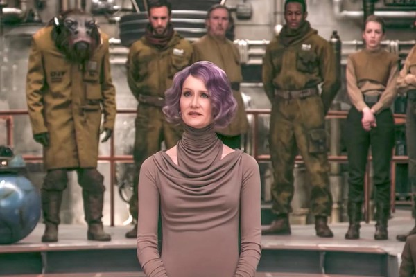Star Wars The Last Jedi Vice Admiral Holdo