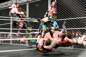 NXT TakeOver WarGames Sanity Authors Of Pain Undisputed Era