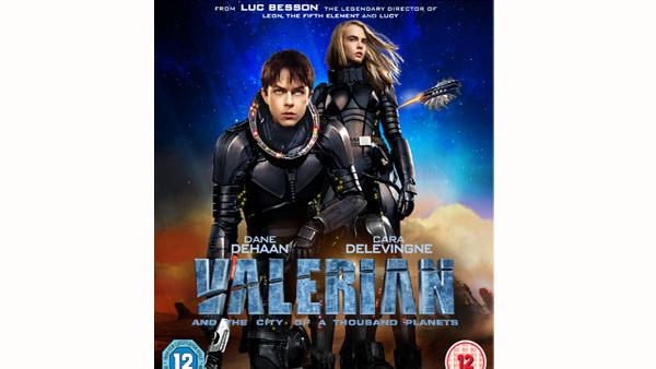 Valerian 4K