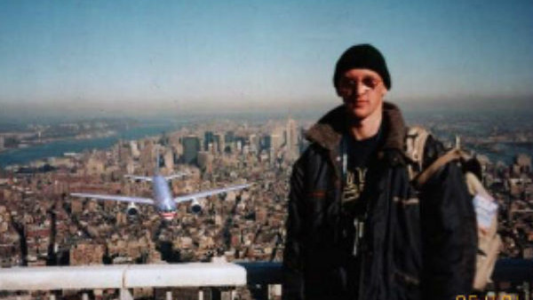 Tourist Guy 9/11