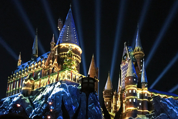 Harry Potter Christmas Universal Orlando