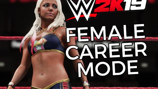 WWE 2K19 Alexa Bliss