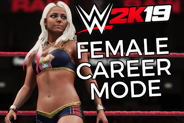 WWE 2K19 Alexa Bliss