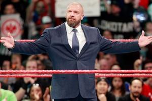 Triple H Raw