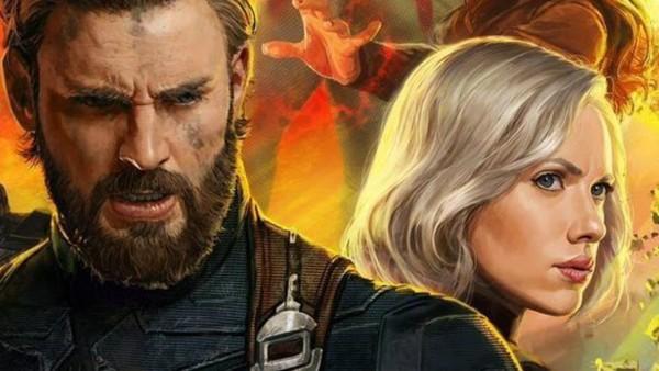 Avengers Infinity War Poster