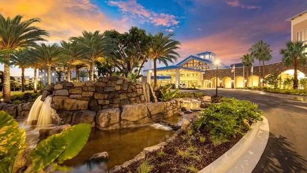 Loews Sapphire Falls Resort Universal Orlando