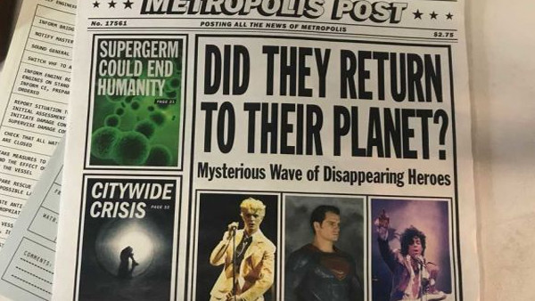 David Bowie In Space Quiz