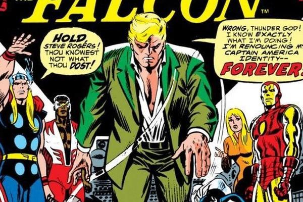 Captain America Secret Empire 1974