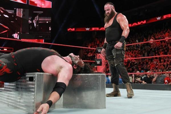 Braun Strowman Kane