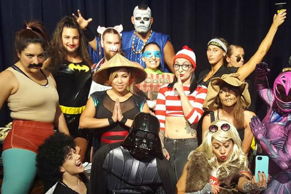8. Ruby Riot (Whereu0027s Wally/Waldo?) WWE Halloween 2017  sc 1 th 183 & 10 Best WWE Superstar Halloween Costumes 2017 u2013 Page 3