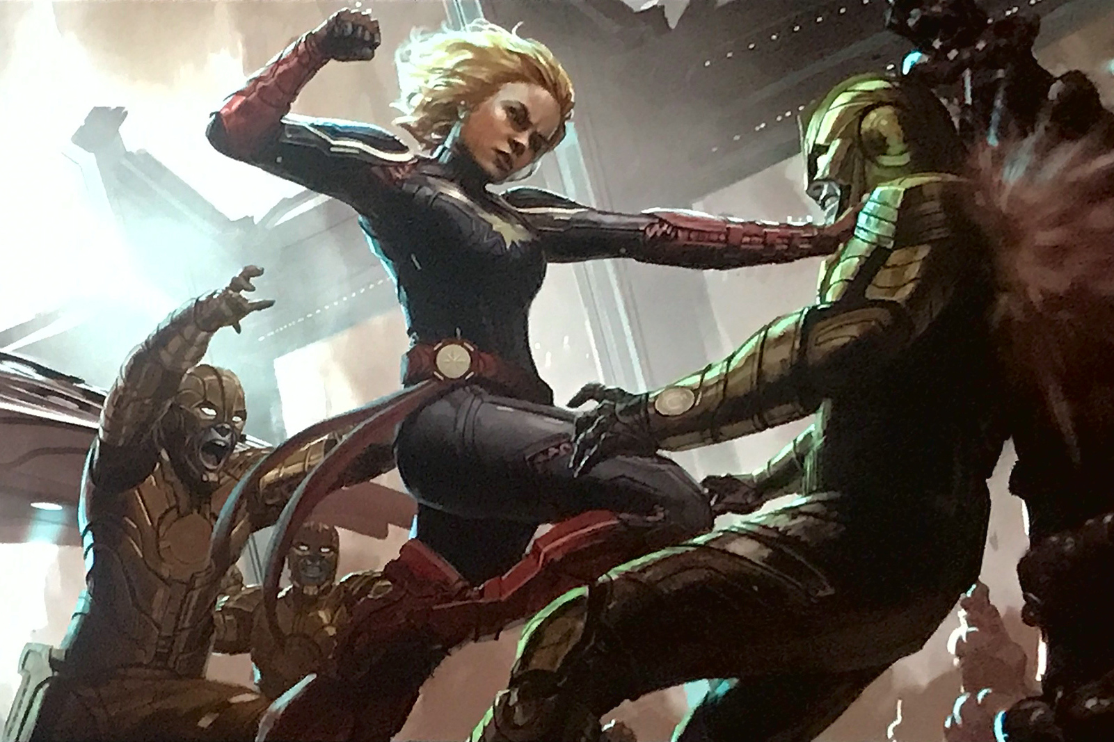 5. The Skrulls And The MCU