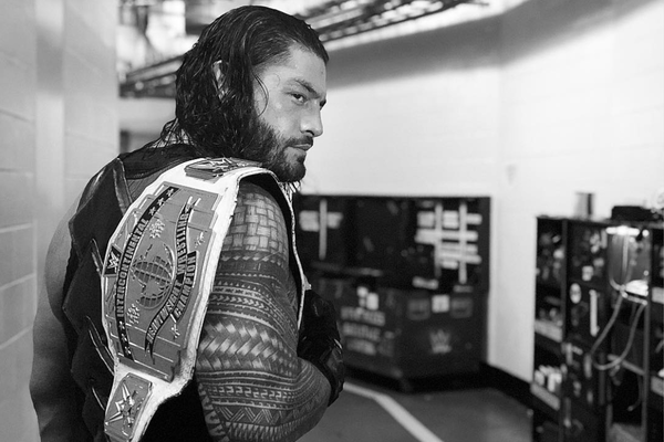 Roman Reigns Intercontinental Instagram