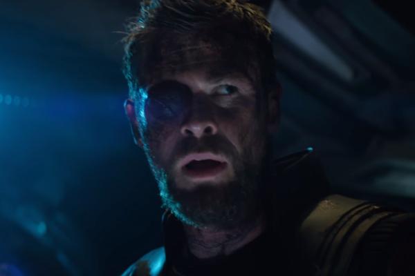Avengers Infinity War Trailer Thor