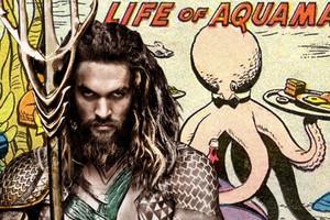 Aquaman Butler
