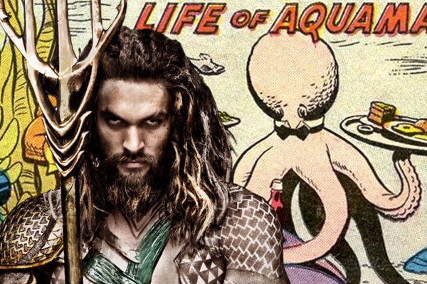 Aquaman Movie Won't Have Any Air Bubble Conversations