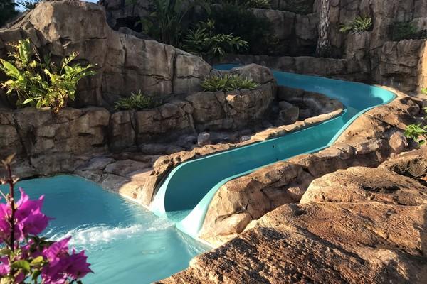 Sapphire Falls Universal Orlando