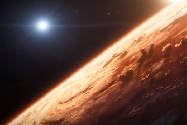 Avengers Infinity War Earth