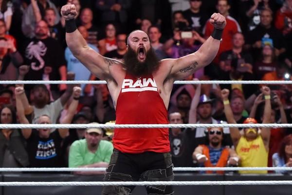 Braun Strowman Survivor Series