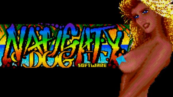 Naughty Dog Original Logo
