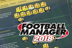 Football Manager 2018 Dynamics
