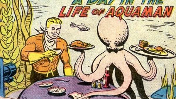 Aquaman Topo