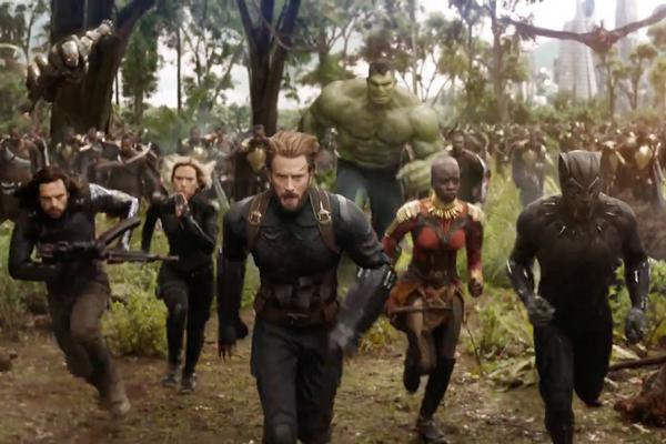 Infinity War Heroes