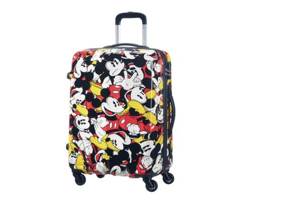 Samsonite Mickey Disney Suitcase