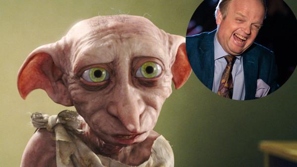 Toby Jones Harry Potter