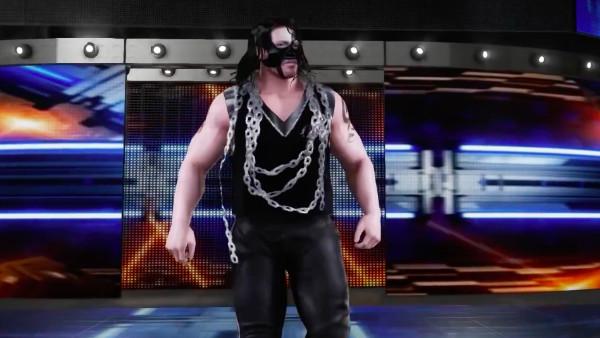 WWE 2K18 Abyss