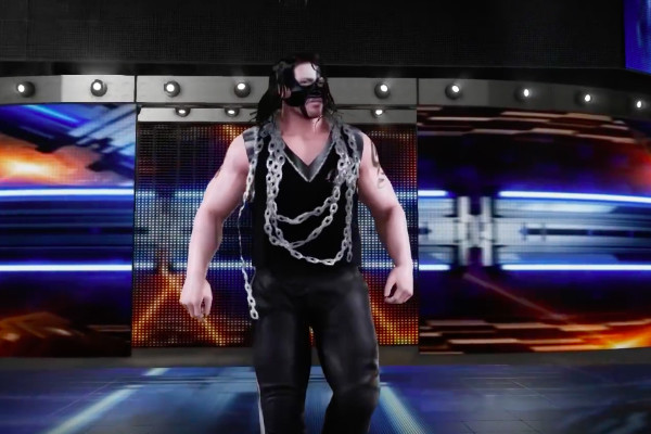 WWE 2K18 Abyss