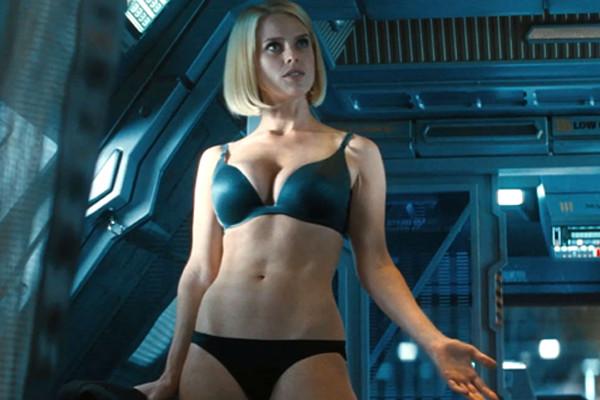 Star Trek Into Darkness Carol Marcus Alice Eve