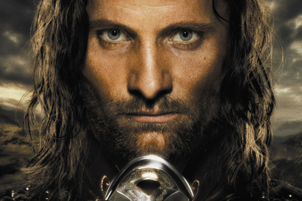The Lord Of The Rings Viggo Mortensen Aragorn