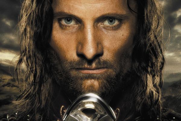 The Lord Of The Rings Viggo Mortensen Aragorn
