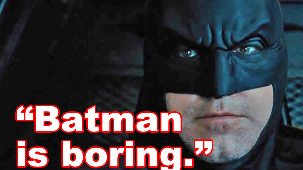 Batman Boring