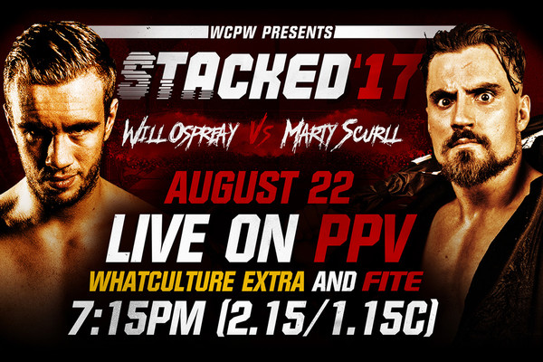 WCPW Stacked: Full Card & How To Watch