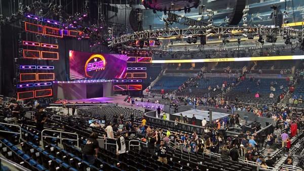 205 Live Empty Arena