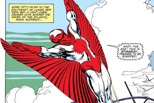 Stingray Marvel Comics