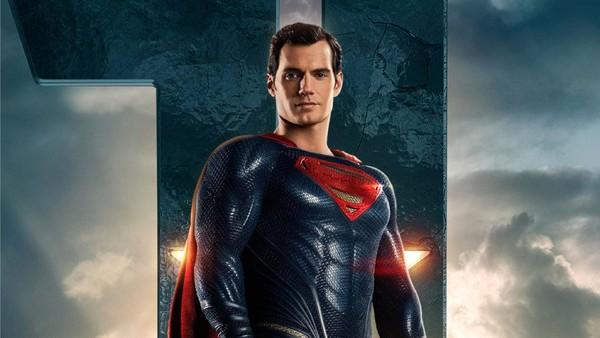 Justice League Superman Poster
