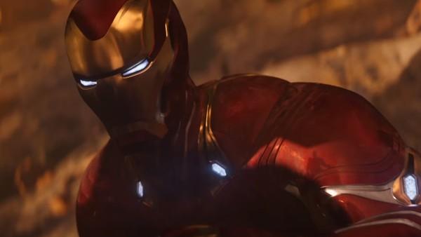 Avengers Infinity War Iron Man
