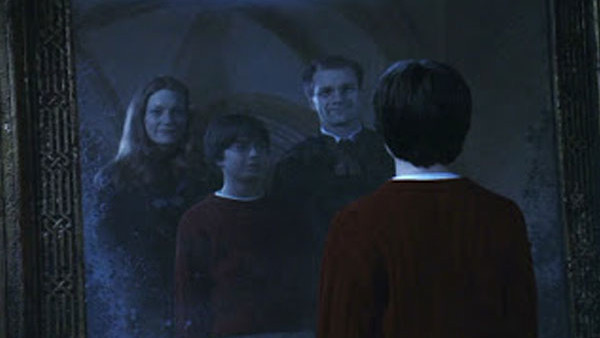The Mirror Of Erised Harry Potter