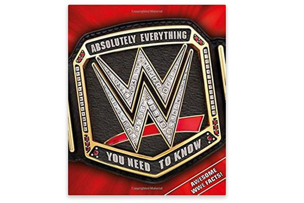 WWE DK Book